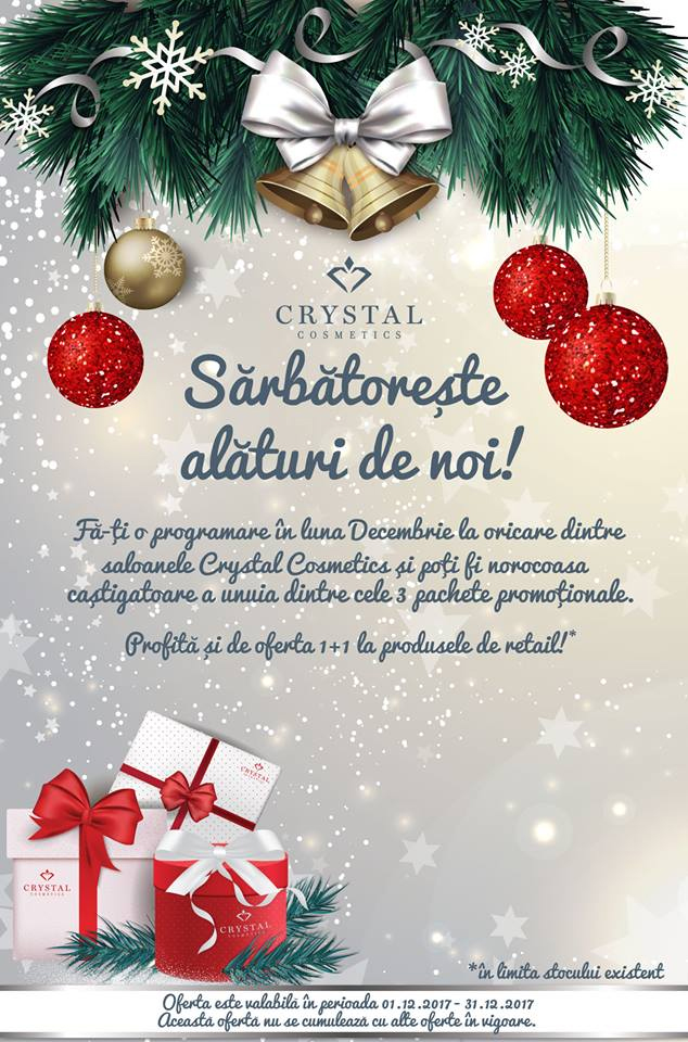 crystal decembrie 2017