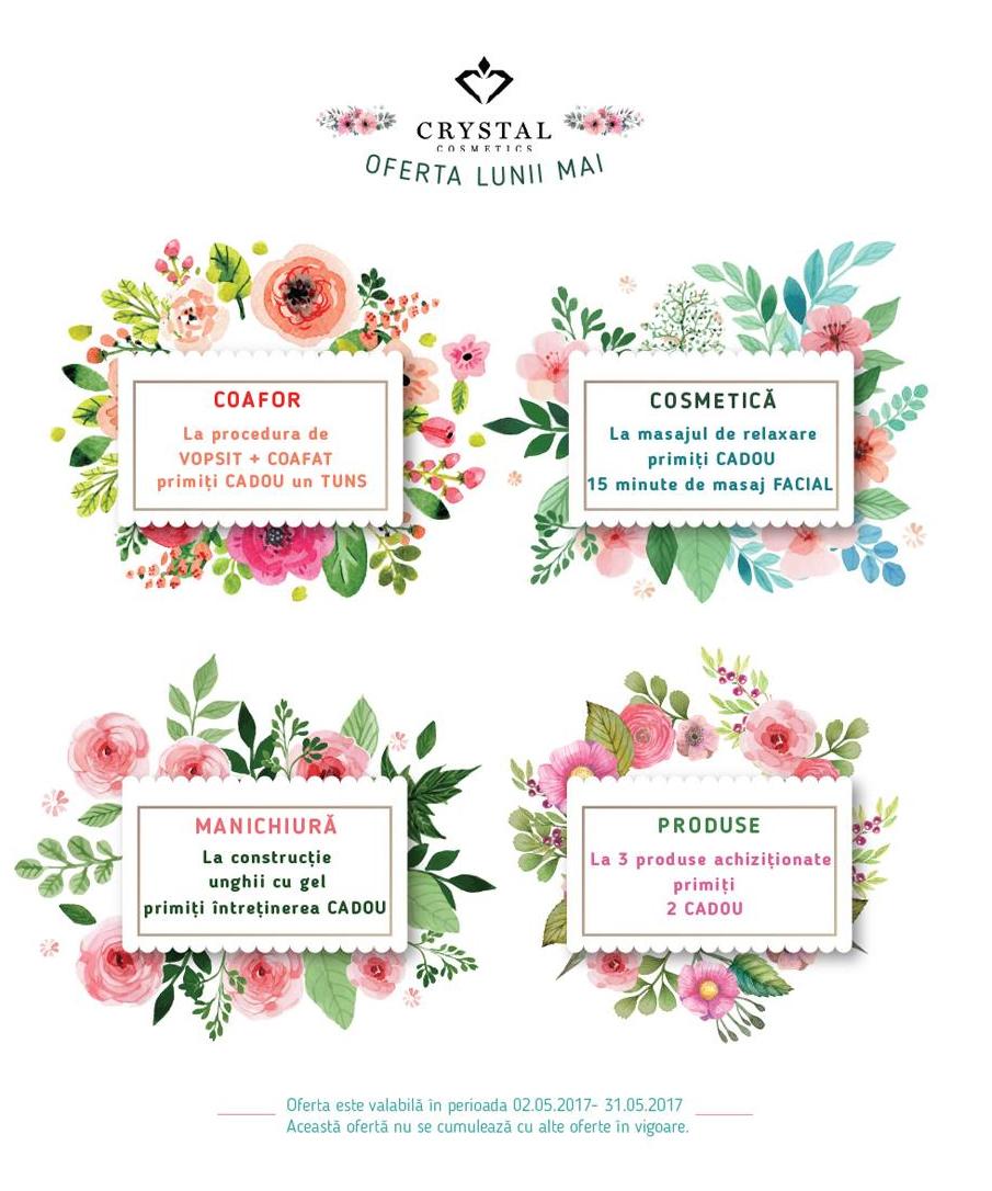 crystal oferta mai