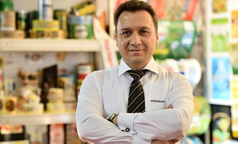 Tiberiu STOIAN owner Exonia Holding Romania