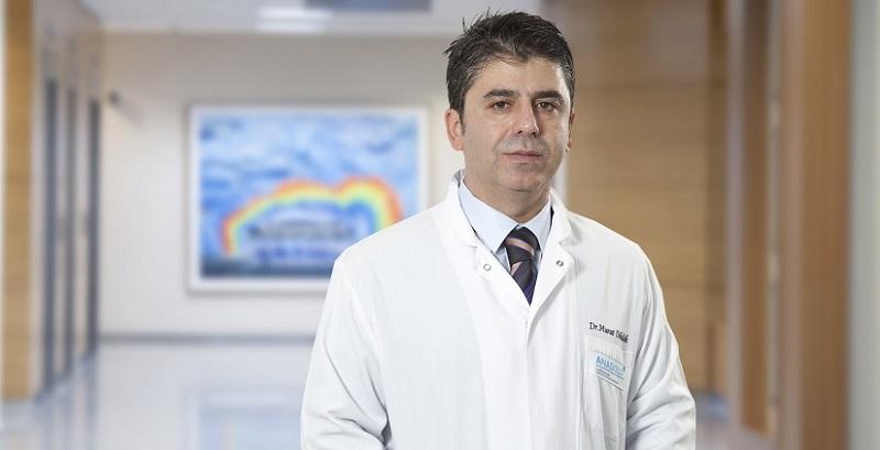 Dr. Murat Dökdök, Interventional Radiology, Anadolu