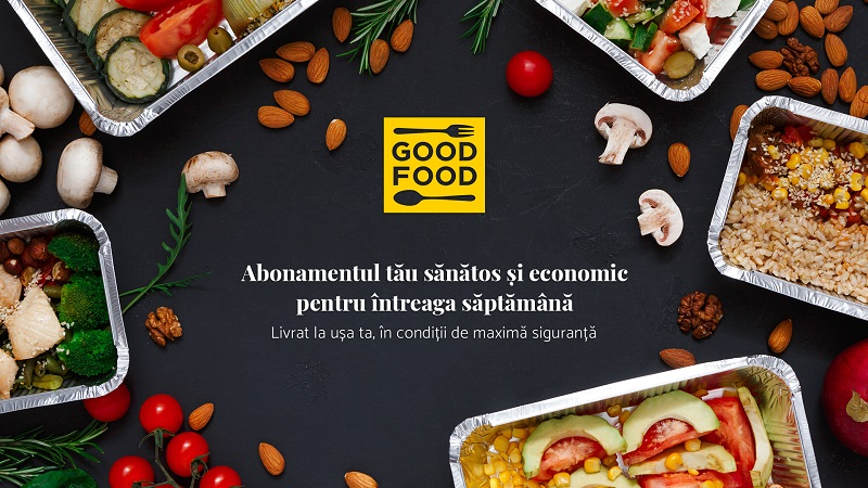 GOOD-FOOD - Abonamentul sanatos si economic