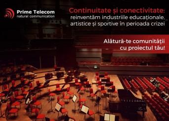 Prime Telecom - Educatie, Cultura, Sport