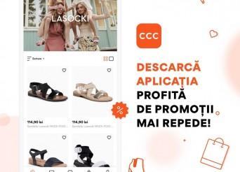 Aplicatie mobila si Club CCC