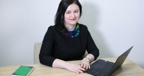Ioana Arsenie, Consultant de Business